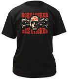 UK Subs- Die A Rocker T-Shirts