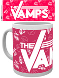 The Vamps New Logo Mug Taza