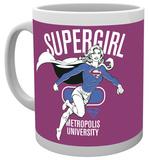 Supergirl Metropolis U Mug Tazza