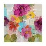 Summer Flower Song I Arte por Silvia Vassileva