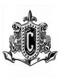 1954 Chrysler Badge Affiches
