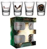 The Hobbit: Battle Of The Five Armies Smaug Shot Glass Set Rariteter