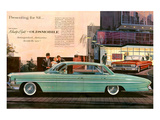 1961 GM Oldsmobile Classic 98 Posters