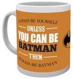 Batman Be Yourself Mug Taza