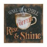 Rise and Shine Posters tekijänä Kim Lewis