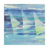 Summer Sail I Print by Albena Hristova