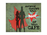 Power of the Cape Poster par Shanni Welsh