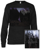 Long Sleeve:  Opeth- My Arms (Front/Back) Pitkähihaiset