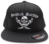Dropkick Murphys- Pirate Logo Snapback Hodeplagg