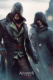 Assassins Creed Syndicate- Gang Members Stampe