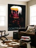 Contratto Vintage Poster - Europe Poster géant par  Lantern Press