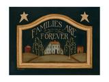 Families are Forever Kunst van Kim Lewis