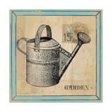 Garden Poster by Jo Moulton