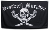 Dropkick Murphys- Pirate Logo Affiches