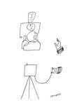 Cartoon Premium Giclee Print by Saul Steinberg