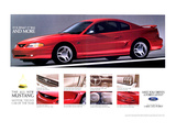 1994Mustang-What It Was & More Affiche