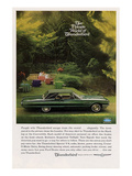 1965 People Who Thunderbird… Poster