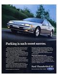 1990 Thunderbird Sweet Sorrow Affiche