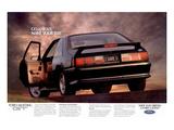1992 Mustang - I Dare You Art