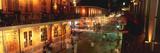 Bourbon Street, French Quarter, New Orleans, Louisiana Fotografisk tryk