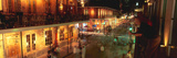 Bourbon Street, French Quarter, New Orleans, Louisiana Fotografisk tryk af Panoramic Images