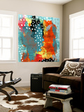 Geometric Abstract I Wall Mural by Sarah Ogren