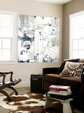 Neutral Abstract III Wall Mural by Sarah Ogren