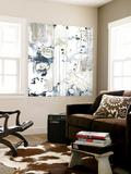 Neutral Abstract III Seinämaalaus tekijänä Sarah Ogren