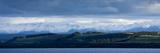 Lake Te Anau, Te Anau Downs and the Earl Mountains Photographic Print by Michael Melford