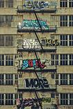 Urban Tags II Art by Honey Malek