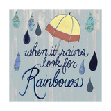 Rainy Day I Stampa di Grace Popp