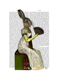 Miss Hare Affiches par  Fab Funky
