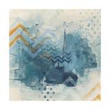 Watershed I Metal Print by June Erica Vess