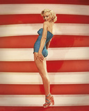 American Dream Giclée-tryk af  The Chelsea Collection
