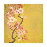 Tokyo Cherry IV Kunst von Evelia Designs