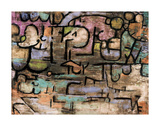 After the Flood, 1936 Premium Giclee Print by Paul Klee