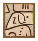 WI (In Memoriam) Premium Giclee Print by Paul Klee