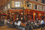 Bistro I Prints by Tim O'toole
