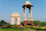 View of the India Gate, New Delhi, India Photographic Print by Green Light Collection