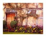 Shakespeare's House Póster por Alan Klug