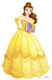 Belle - Disney Princess Friendship Adventures Lifesize Standup Cardboard Cutouts