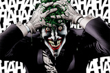 The Joker- The Killing Joke Laughs Poster