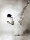 Eva Evdokimova, American Dancer from Bulgarian Origins, Danced with Rudolfnoureev During 15 Years Foto
