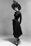 Dress by Christian Dior, 1948 (New Look Style) Valokuva
