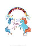 Unicorns - David & Goliath Print Posters por  David & Goliath
