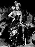 La Femme Et Le Pantin, the Devil Is a Woman De Josef Von Sternberg Avec Marlene Dietrich 1935 Foto