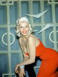 American Actress Jayne Mansfield (1932-1967) C. 1955 Photo