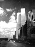 Twin Towers, World Trade Center (WTC), New York Photographie