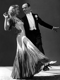 A Alegre Divorciada, Ginger Rogers, Fred Astaire, 1934 Fotografia