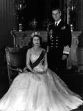 Den britiske kongefamilien Foto
